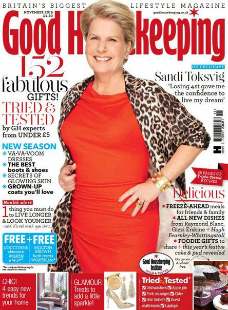 Download Good Housekeeping - November 2016 UK