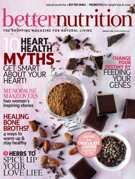 Download Better Nutrition - February 2016