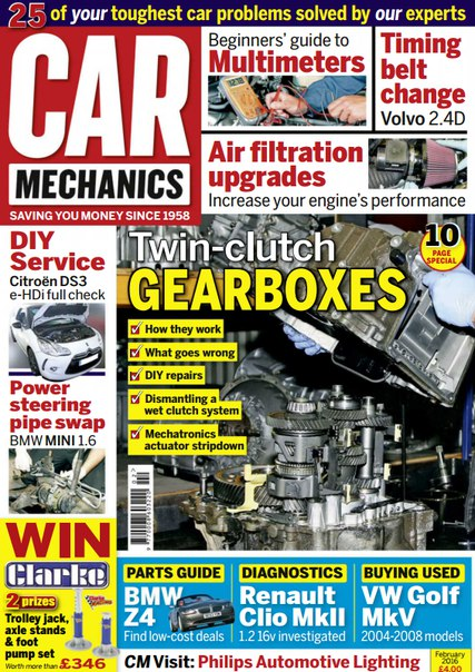 Download Car Mechanics - February 2016