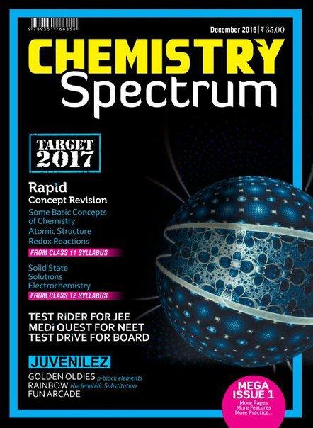 Download Spectrum Chemistry - December 2016