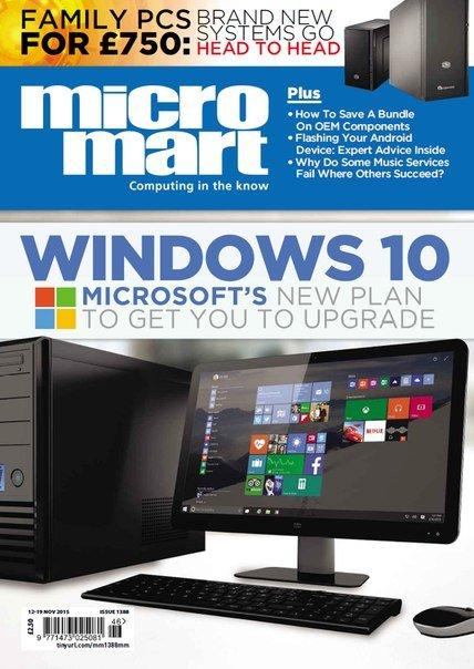 Download Micro Mart - November 12, 2015