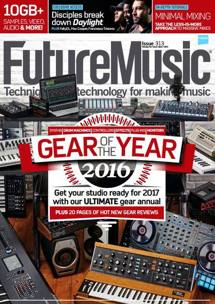 Download Future Music - January 2017