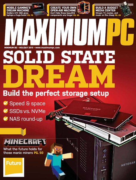 Download Maximum PC - Holiday 2015