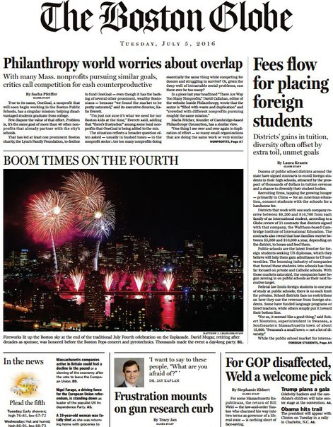 Download The Boston Globe July 05 2016