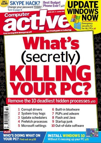 All magazines 2015 PDF download