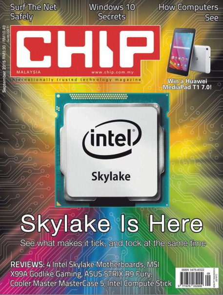 Download CHIP - September 2015 MY