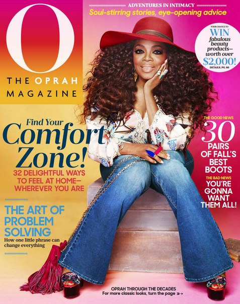 Download O The Oprah Magazine - October 2015