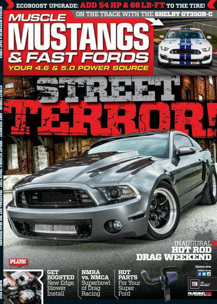 Download Muscle Mustangs & Fast Fords - March 2016