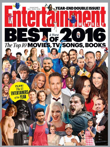 Download Entertainment Weekly - December 16, 2016