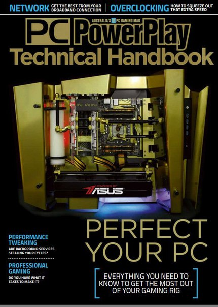 Download PC Powerplay Technical Handbook - 2016 AU
