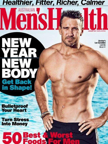 Download Men's Health - January 2017 AU