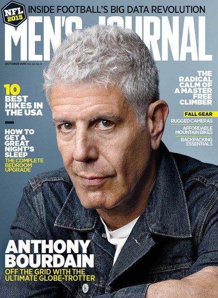 Download Men's Journal - October 2015