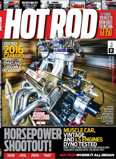 Download Hot Rod - April 2016