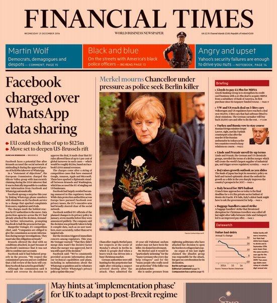 Download Financial Times UK December 21 2016