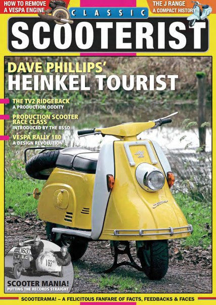 Download Classic Scooterist - March 2016
