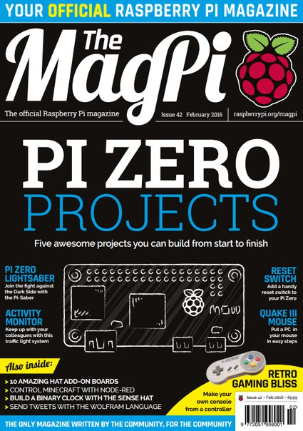 Download The MagPi - February 2016