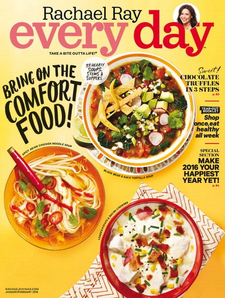 Download Rachael Ray Every Day - February 2016