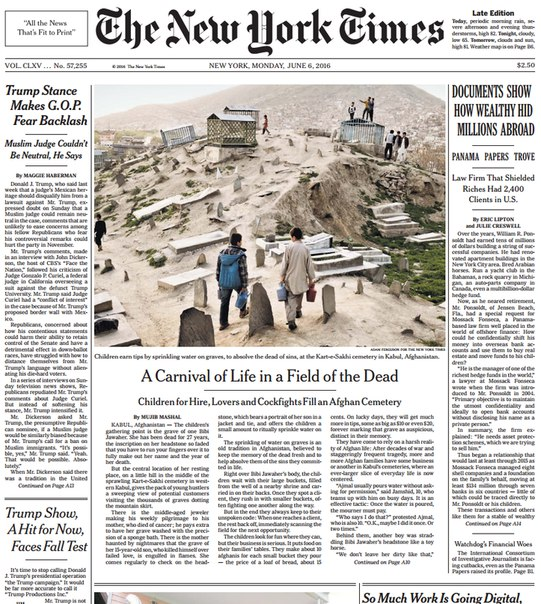 Download The New York Times June 06 2016