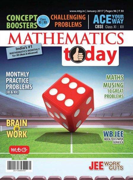 Download Mathematics Today – January 2017
