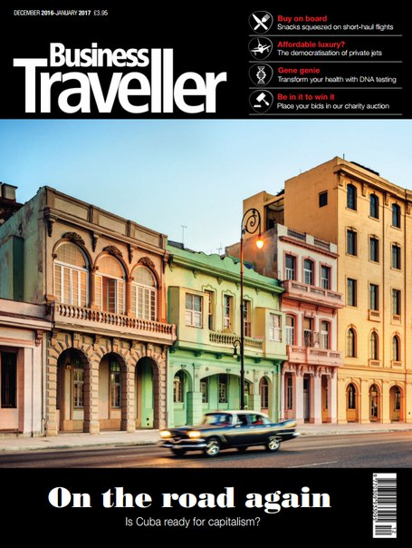 Download Business Traveller UK – December 2016 – January 2017