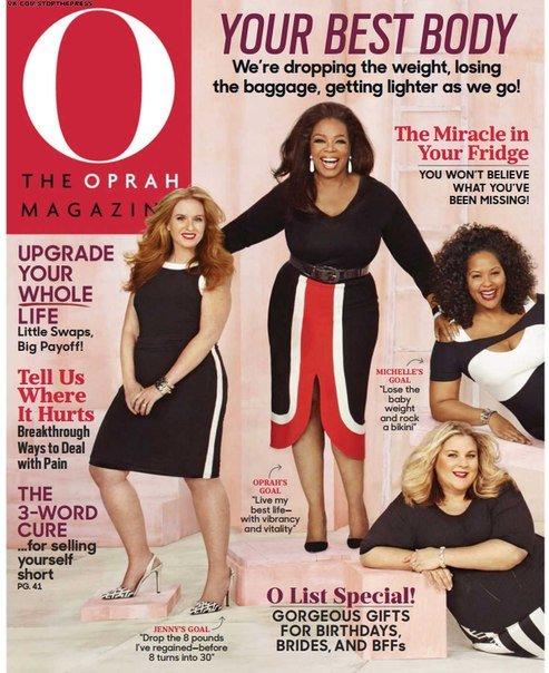 Download O The Oprah Magazine - April 2016