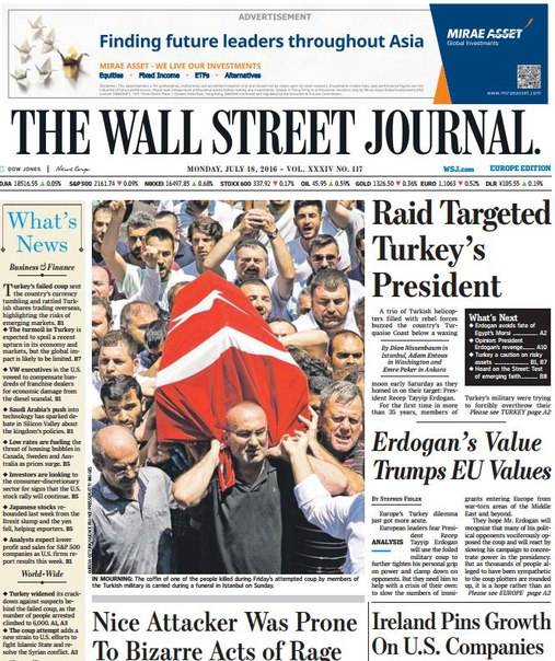 Download The Wall Street Journal Europe July 18 2016