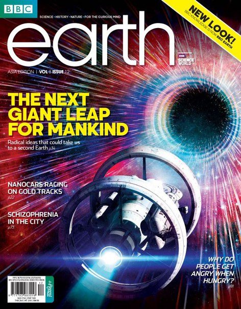 Download BBC Earth Singapore - December 2016