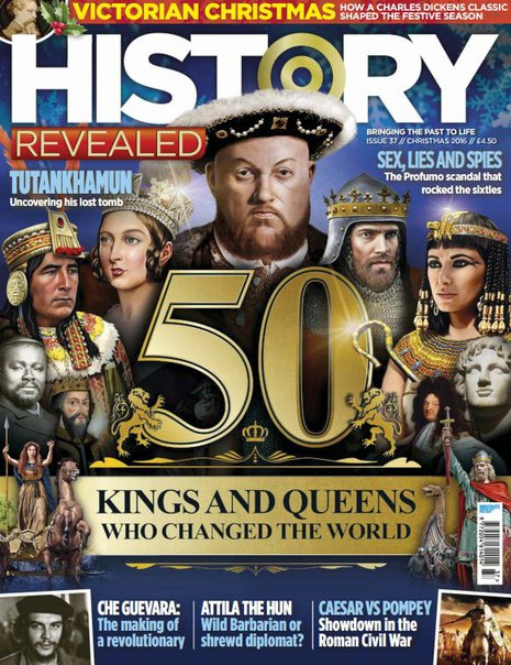 Download History Revealed – Christmas 2016