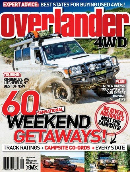 Download Overlander 4WD - February 2016