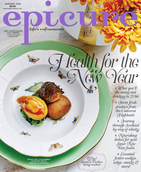 Download epicure - January 2016 SG