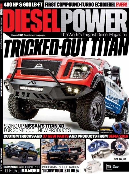 Download Diesel Power - March 2016