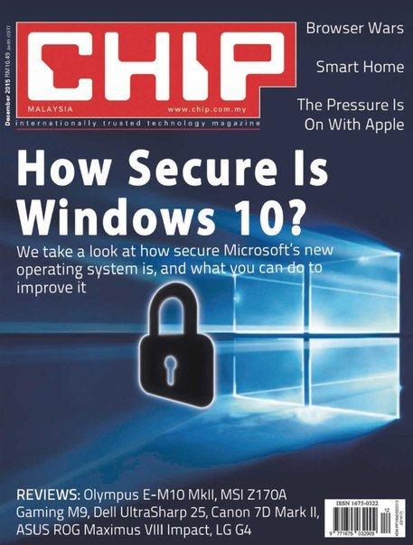 Download CHIP - December 2015 MY