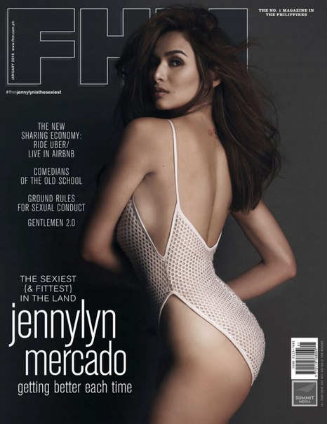 Download FHM - January 2016 PH
