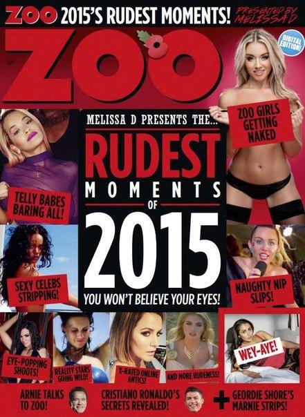 ZOO Magazine - November 6, 2015 PDF download free