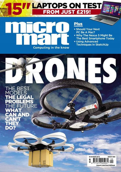 Download Micro Mart - 03 March 2016
