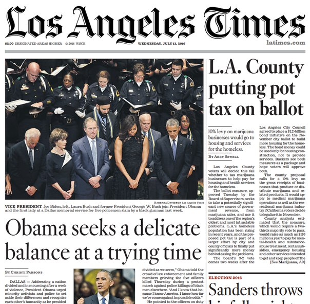 Download Los Angeles Times July 13- 2016