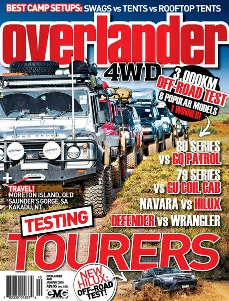 Download Overlander 4WD - January 2016