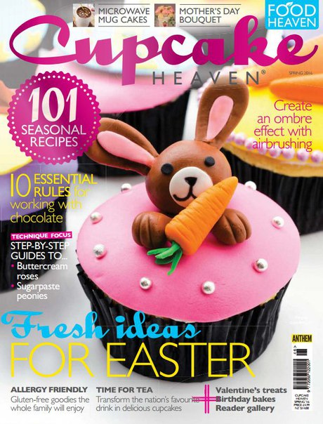 Download Cupcake Heaven - Spring 2016