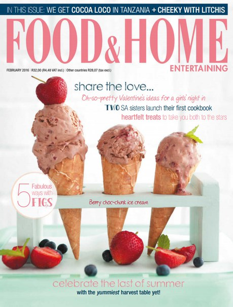 Download Food & Home Entertaining - February 2016