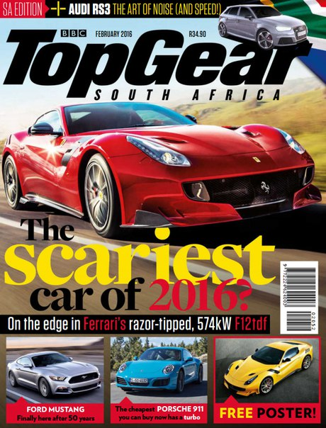 Download Top Gear - February 2016