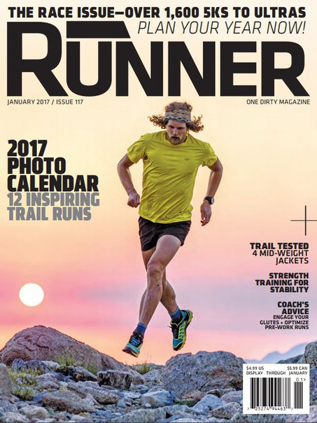 Download Trail Running - January 2017