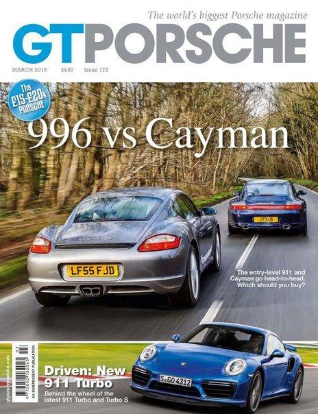 Download GT Porsche - March 2016