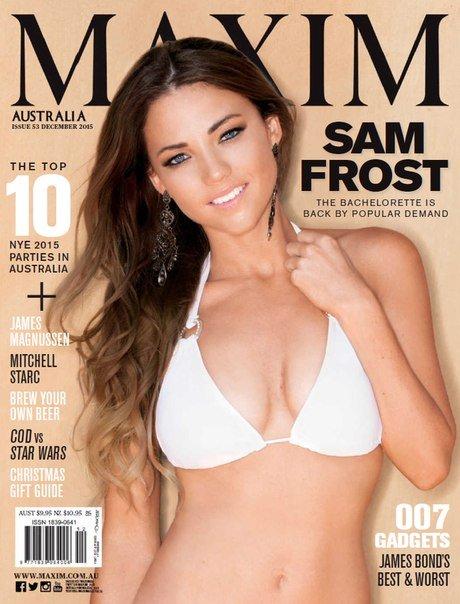 Download Maxim - December 2015 AU