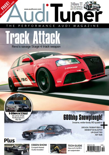 Download Audi Tuner - Issue 12 2016