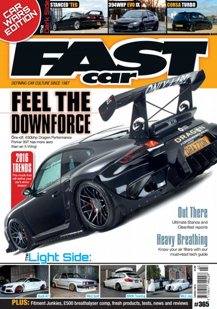 Download Fast Car - March 2016