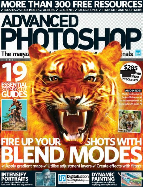 Download Advanced Photoshop Issue 149 2016