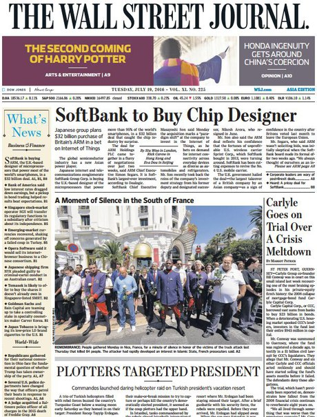 Download The Wall Street Journal Asia July 19 2016
