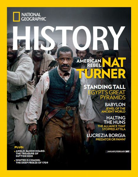 Download National Geographic History - January-February 2017