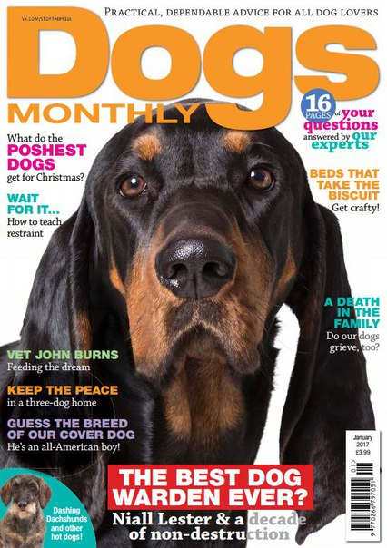 Download Dogs Monthly - January 2017