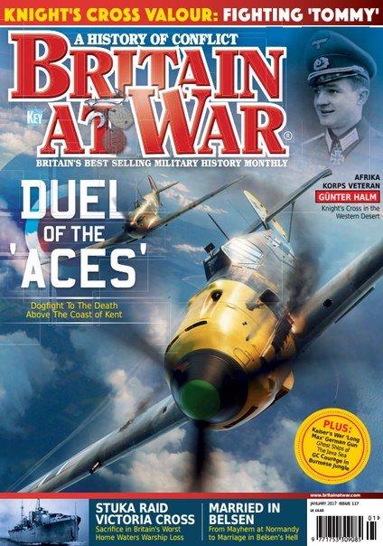 Download Britain at War - January 2017